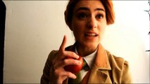 Why Not an Apple Outtakes - Bioshock Infinite Rosalind Lutece Cosplay