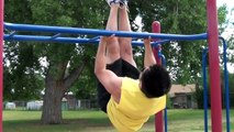 Upper Body Body Weight Playground Workout
