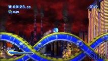 "Sonic Generations : ""Modern"" Chemical Plant Speed Run : 1:55:19"