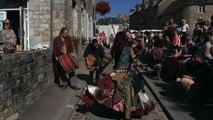 Medieval times, Medieval music, medieval clothing,medieval castles
