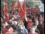"""Macedonian Protest in Melbourne against """"GREEK neo-fascism"""""""