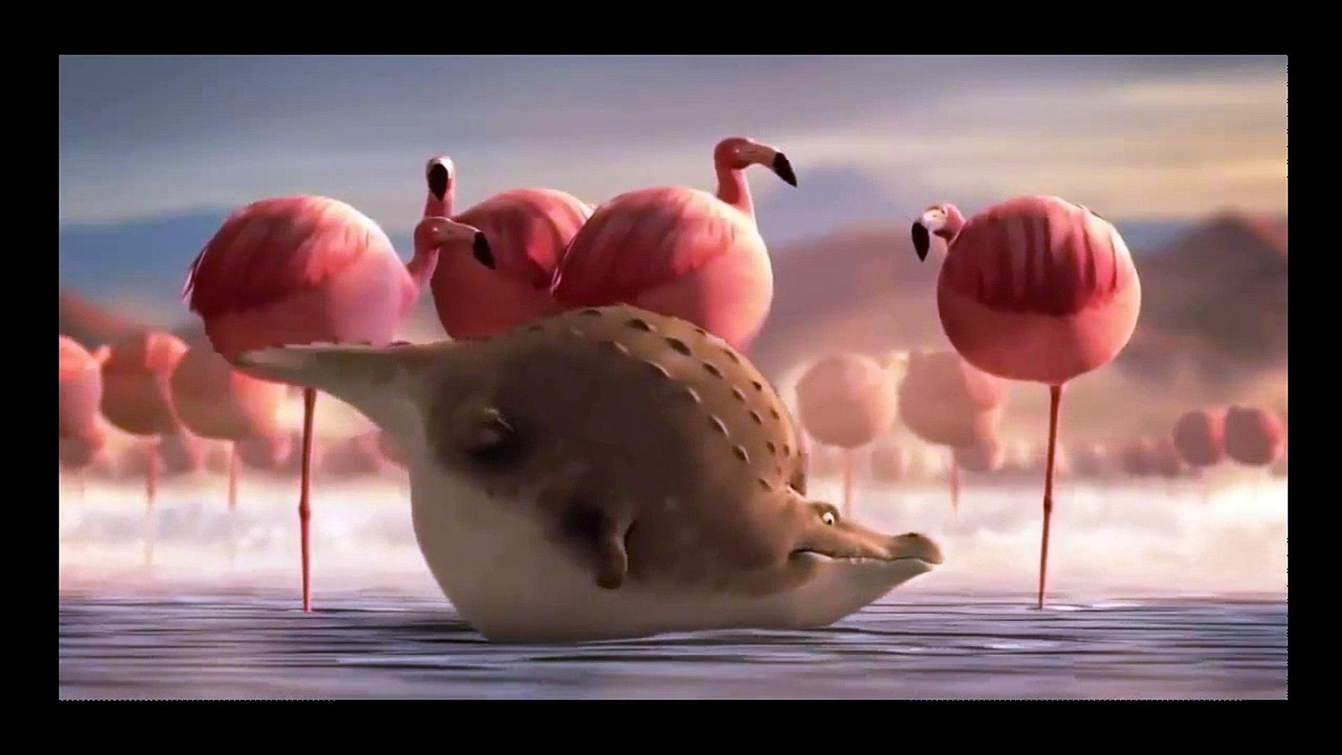 [Funny] If animal east fast food - Khi động vật căng phồng