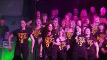 Aretha Franklin 'Respect' cover by Edinburgh's Got Soul Choir - May 2014