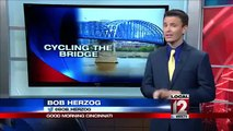 Cycling event plans to rock the Purple People Bridge