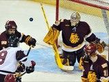 UMD Mens Hockey-2011 NCCA East Regional vs Union and Yale