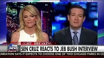 Ted Cruz ROCKS his interview with Megyn Kelly on Jeb Bush, Iraq, Common Core, and MORE