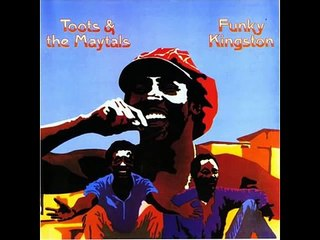 Toots And The MAytals - love is gonna let me down