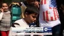 فيديوهات داعش المرعبة... خطر يعكس آثاره على الأطفال