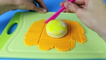 Play Doh McDonalds Egg McMuffin Breakfast Sausage Egg McMuffin Play Dough Food