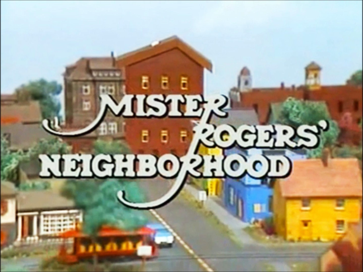 Mister Rogers sings   Everything Grows Together