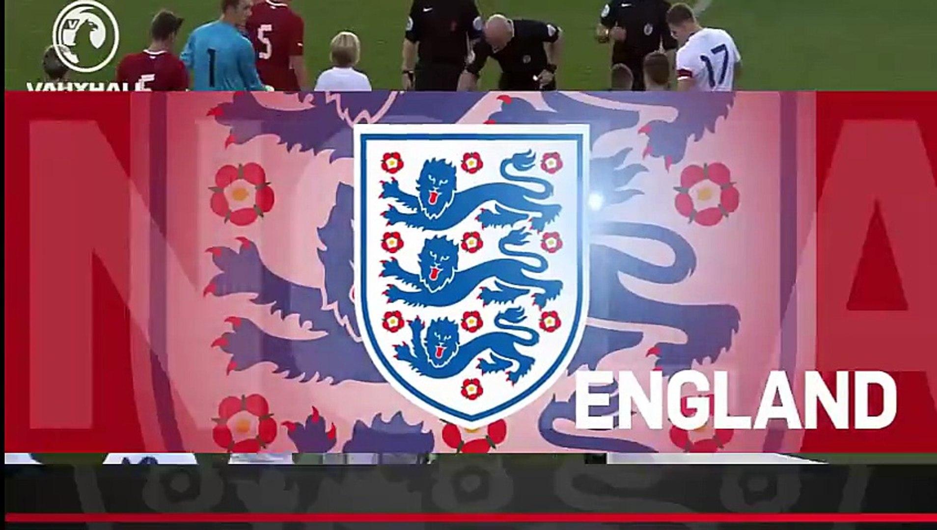 England U20 0-1 Czech Republic U20 (Sept 2015) Goals  Highlights