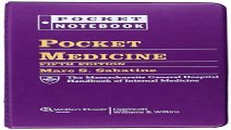 Pocket Medicine The Massachusetts General Hospital Handbook of Internal Medicine Pocket Notebook