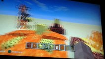 Minecraft trolling a squeaker trys to troll/trying