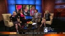 Honey Boo Boo stole the show Monday morning on the KTLA Morning News