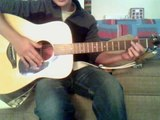 how to play we're going to be friends by jack johnson on guitar