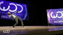 Un danseur hip hop fait le robot et c'est juste DINGUE! NonStop - World of Dance Atlanta 2015  #WODATL15