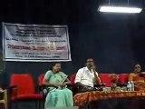 Queen Mary's College talk - KravMaga Self defence for women - Chennai, TamilNadu, India