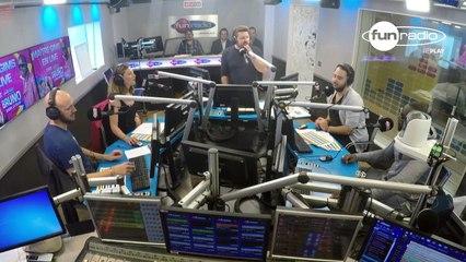 #MaitreGimsSurFunRadio (09/09/2015) - Best Of en Images de Bruno dans la Radio