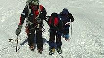 Mt. Elbrus of Mahapala Unnes Seven Summits