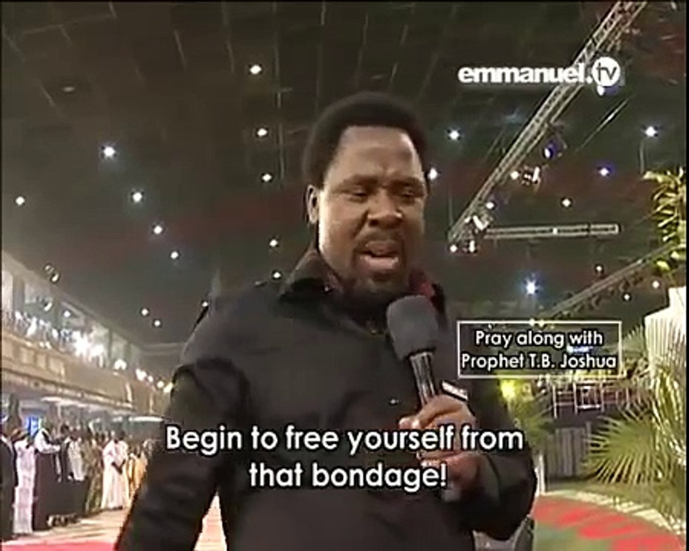 PRAYER FOR VIEWERS with T B  Joshua - Emmanuel TV mp4