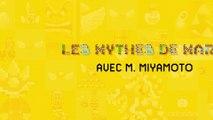Les Mythes Mario avec Shigeru Miyamoto