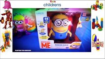 MINION DAVE toy UNBOXING Despicable Me Minions Toys