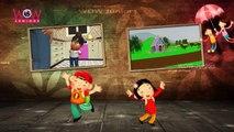 Ten Little Indians Nursery Rhymes for Children | Funny Cartoons 10 Little Indians Nursery