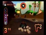 Gameplay de looney tunes racing III PARTE