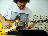 E Minor Guitar Solo with Epiphone Les Paul