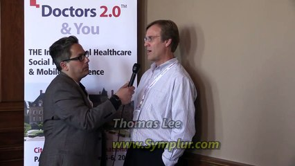 Healthcare Social Media Analytics w/ Thomas Lee, Co-founder, Symplur at