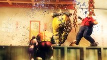 Street Fighter X Tekken - PS3 | PS Vita | Xbox 360 - Tokyo Game Show TGS 2011 CGI video trailer HD