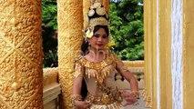 Stock Footage - Apsara Dancer Beautiful Female In Asian Mythology | VideoHive