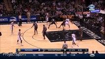 Kawhi Leonard Full Highlights Spurs vs Pacers 2014.11.26 - 21 Pts, 13 Reb - Project Spurs