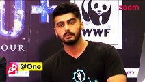 Arjun Kapoor SUPPORTS actors associated with condom ads - Teaser