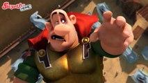Video-On-Demand-Tipps - Asterix im Land der Götter, Shaun das Schaf - Der Film, Narcos, Honig im...