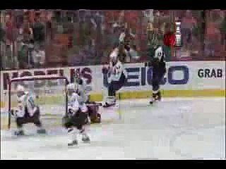 The Best 2007-2008 Goalie Saves