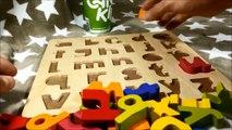 ABC song alphabet song chanson ABCD kids enfants video toys nursery rhyme chansons enfantines