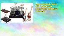 Japan Sega Toys Live Dream Rock Band Set Music Player