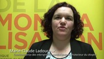 Marie-Claude Ladouceur - Enfants et immigration précaire : quel accès à l'école?