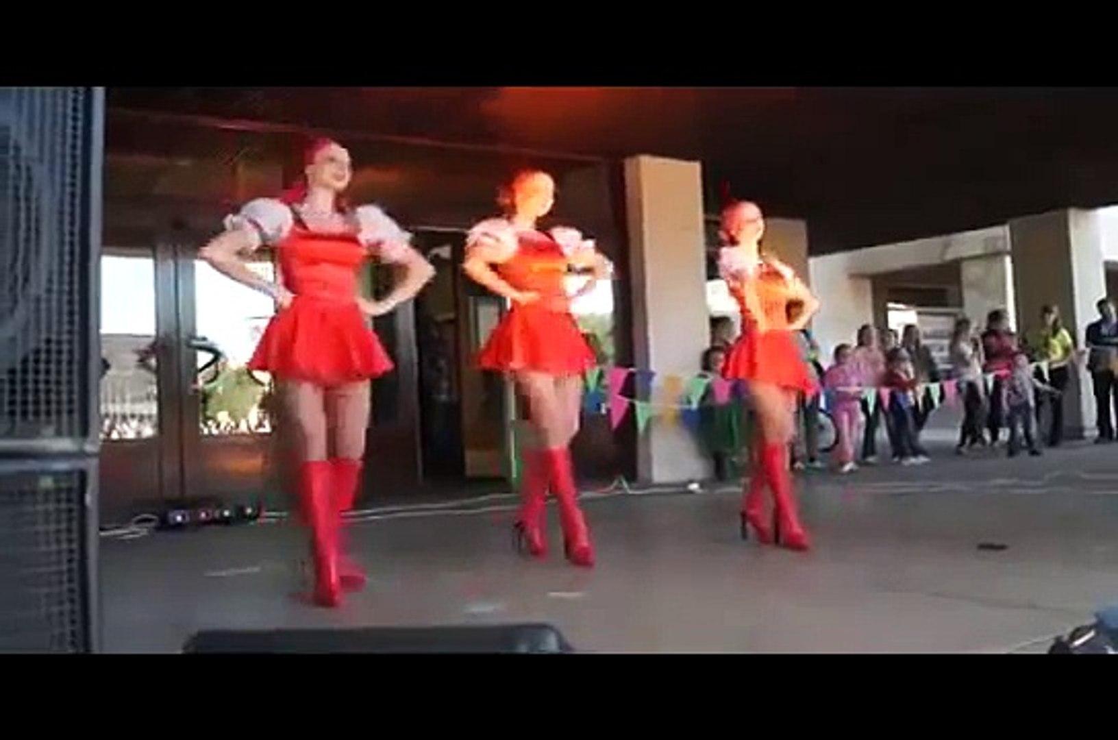 Modern Russian Dance KALINKA DANCE