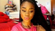 Nicki Minaj Makeup Tutorial/ Feeling Myself