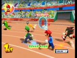 Mario & Sonic at the London 2012 Olympic Games - 4x100m Relay #2 (Team Mario)