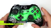 Xbox One - Cali Kush Edition - Custom Controllers - Controller Chaos