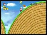 New Super Mario Bros Wii Custom level - Mario Galaxy