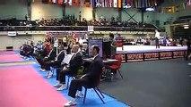 Campeonato Mundial de Taekwondo 2011 Final Formas Masculino