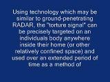 Electromagnetic Torture, New World Order, Obama Antichrist, CIA NSA FBI Torture planes Holocaust