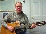 "Guitar Lesson - ""Babe, I'm Gonna Leave You"" by Led Zeppelin (www.GuitarTeacher.com"