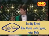 Freddy Breck - Rote Rosen, rote Lippen, roter Wein