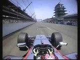 Kimi Raikkonen - onboard lap - Indianapolis - McLaren MP4-21 - 2006 - Engine sounds