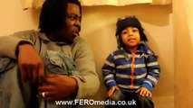 2 Year Old Boy From UK Rapping With His Dad! AS SEEN ON WORLDSTAR